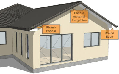 Eave and Fascia Updates