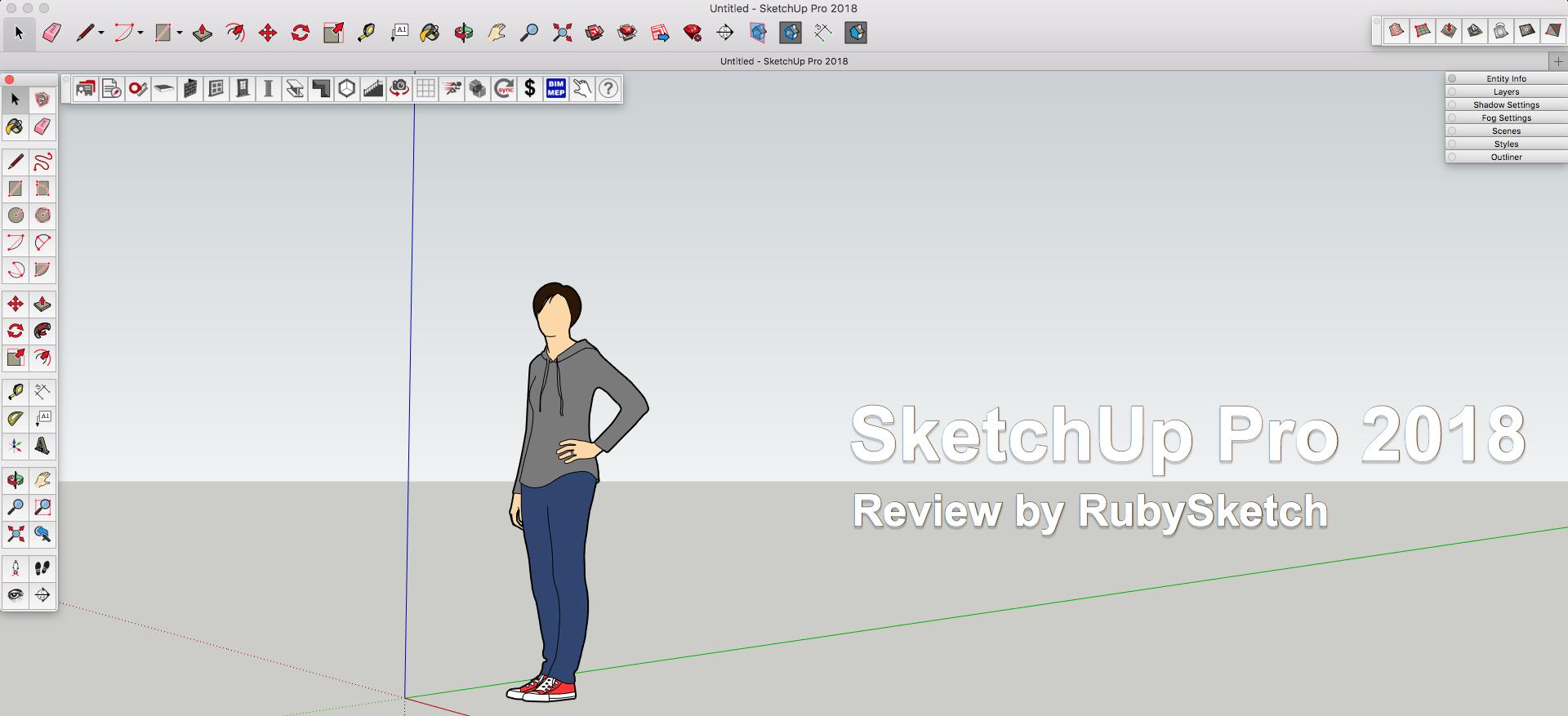 SketchUp Pro Review Thumbnail - PlusSpec